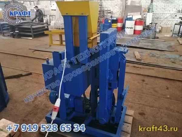 Станок для производства лего-кирпича (гидравлический) Lego SG