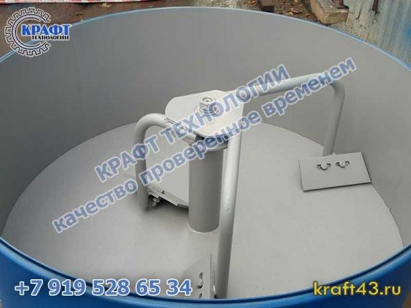 Бетоносмеситель СБРм-250 / СБРм-350