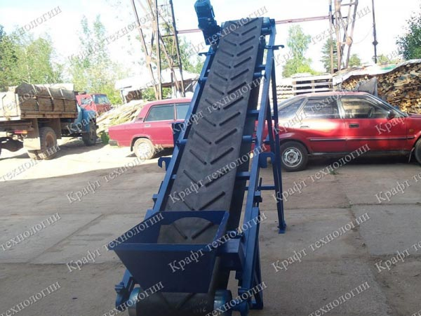 Ленточный транспортер (конвейер) 5500