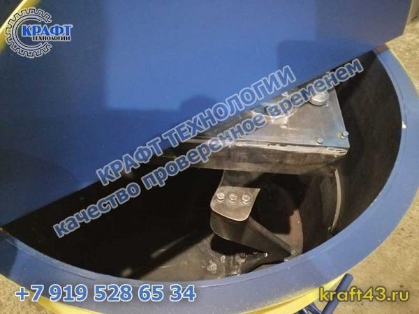 Планетарный бетоносмеситель ПБ-150
