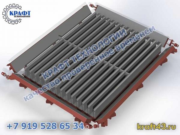 Металлоформа БР 1000х200х80 (36)