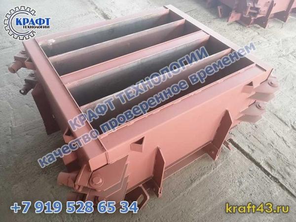 Металлоформа Блок бетонный Б-5 (4)