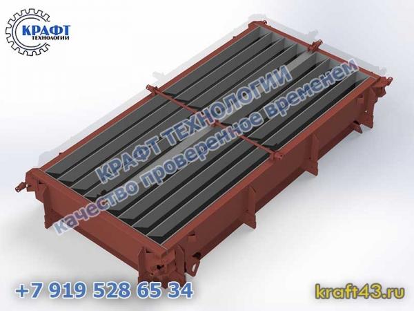 Металлоформа БР 3000х300х180 (8)